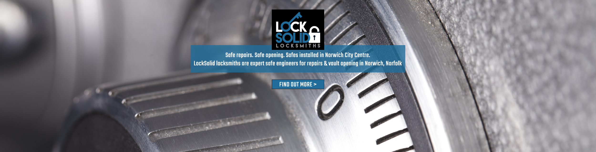 LockSolid Locksmiths Norwich | Safe Locksmiths - Safe repairs, safe opening, safes installed in Norwich City Centre. LockSolid Locksmiths are expert safe engineers for repairs & vault opening in Norwich, Norfolk. Click to find out more!