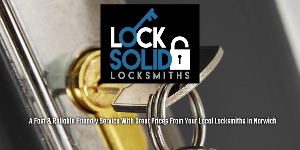 LockSolid locksmiths in Norwich | 24 Hr Emergency Locksmiths